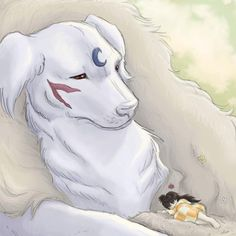 Inuyasha - Sesshomaru and Rin