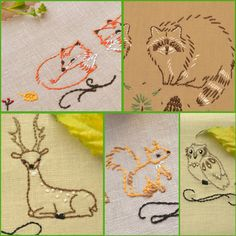30 Best Cute Embroidery Patterns Images Cute Embroidery Patterns