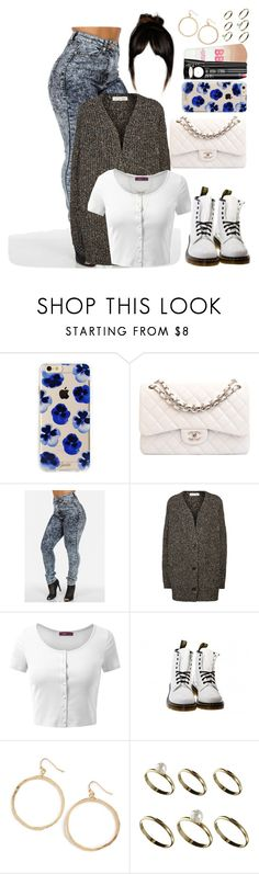 """Untitled #387"" by eduardafrancisca69 ❤ liked on Polyvore featuring Sonix, Chanel, Étoile Isabel Marant, Doublju, BP., ASOS and Miss Selfridge"