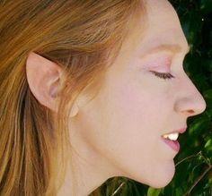 Elfe fée Hobbit Vulcain Spock Cosplay LARP Hallowen Latex oreille conseils prothèses de Wizafir