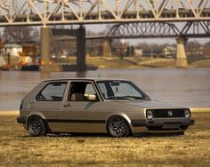 Volkswagen Golf Mk2, Vw Mk1, Wolkswagen Golf, Jetta A2, Future Car, Hot Cars, Offroad, Dream Machine, Wheels