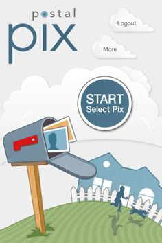 PostalPix - print-ordering app (has 4x6 and 4x4 options, competitive pricing)