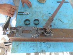 como hacer una maquina exelente maquina torsedora - YouTube