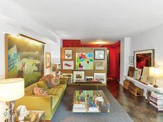 Inside Gensler Creative Director John Bricker's West Village Apartment