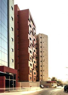 Edges Al Barouk // Salmiya, Kuwait //    Studio Toggle Architects