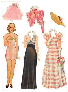 Double wedding 1939 - edprint2000paperdolls - Picasa Albums Web