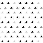 Black Gray Triangles by mrshervi