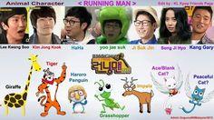 #runningman #animals #korean