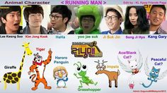 #runningman #animals #korean