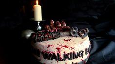 KunstART The Walking Dead Torte / Cake  #Fondant#