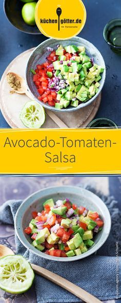 Serviert diesen feinen Tex-Mex-Salat mit Avocado als Beilage beim nächsten Raclette-Abend oder zum BBQ.