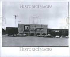 The original Meijer Thrifty Acres #Detroit