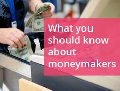 Moneymakers: Your New Favorite Things