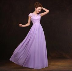 Light purple dresses for weddings