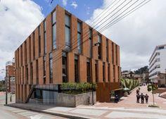 © Rodrigo Dávila Architects: Daniel Bonilla Arquitectos Location: Bogotá, Bogota, Colombia Design Team: Eduardo Varela, María Paula Gonzales Bozzi,.