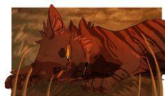 The Fallen by Finchwing.deviantart.com on @DeviantArt / #Tigerstar