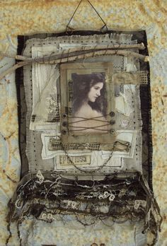 Image result for mixed media collage art