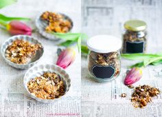#foodinspo - Schoko - Kokos - Granola - The Nina Edition
