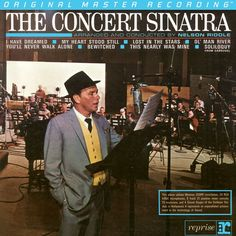 FRANK SINATRA - THE CONCERT SINATRA (NUMBERED LIMITED EDITION 180G Vinyl LP)