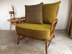 New Webbing, cushions and covers Golden Dawn Beautiful chair with new Webbing, cushions and cover House Styles, Beautiful Chair, Furniture, Chair, Ercol Furniture, Chair Fabric, Bedroom Design, Home Decor, Dream Spaces