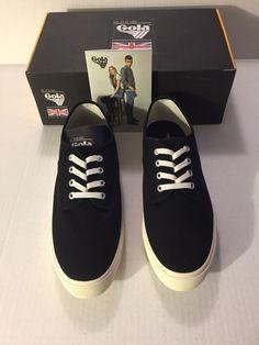 Men s Shoes 11 Gola Breaker Black New  Gola  FashionSneakers Men S Shoes 83dea42fb2