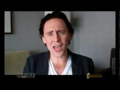The best comedic moments of Tom Hiddleston   My God, I love this man. His sneeze is so adorable!! There is nothing non adorable about this man.