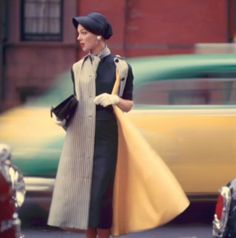 Norman Parkinson - Captures style and fashion impeccably. This coat is gorgeous.