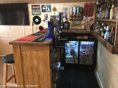 Is great garden bar shed, man cave pub, party shed, tikki bar, summer house Man Cave Pub, Man Cave Shed, Man Shed, Man Cave Room, Man Cave Home Bar, Man Cave Garage, Rustic Man Cave, Diy Home Bar, Home Pub