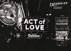 Act of Love, ca. 1953. © Weegee, International Center of Photography