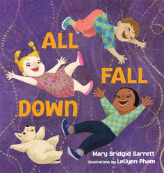From a bright tower made of blocks to a boisterous family playing a game of Ring Around the Rosie, there are many ways to join things together--and watch them fall in a delightful heap! Board Book 9780763644307 / Ages 0-3