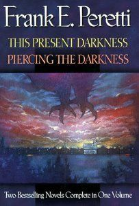 This Present Darkness/Piercing the Darkness: Piercing the Darkness: Frank E. Peretti: 9780884861782: Amazon.com: Books