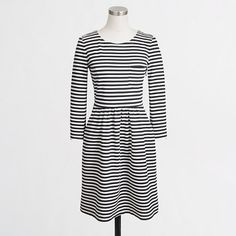 J.Crew Factory Stripe Dress