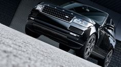 Range Rover Vogue par Kahn Design