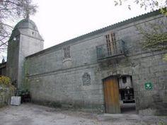 Pazo de Turbisquedo, A Peroxa (Ourense)