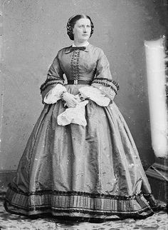 Harriet Lane Johnston.