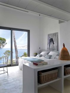 Home in the Island of Mallorca - wave avenue Decor, Home, Relaxing Bedroom, Master Bedroom Design, Bedroom Design, Country Interior, Decor Design, House Interior, Mediterranean Home