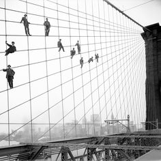 New York Rises by Eugene de Salignac