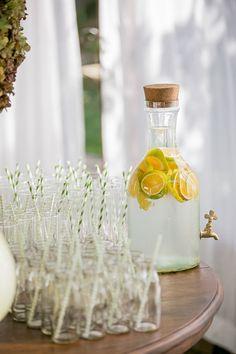Bebida na festa