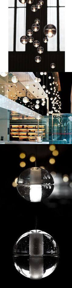 Chandeliers and Ceiling Fixtures 117503: Modern Globe Crystal Led Ceiling Lighting Chandelier Light Lamp Pendant Fixture -> BUY IT NOW ONLY: $40.99 on eBay!