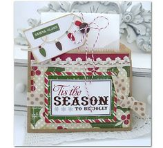decorated paperbag gift pockets