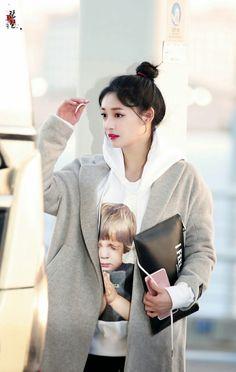 Fashion Idol, Kpop Fashion, South Korean Girls, Korean Girl Groups, Ioi Pinky, Ioi Nayoung, Ioi Members, Red Velvet Irene, Chinese Actress
