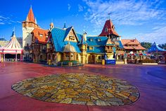 Walt Disney World - Magic Kingdom - Fantasyland