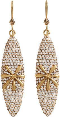 ShopStyle: Cathy WatermanDiamond Kimono Earrings