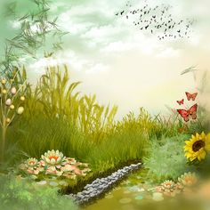 Smell Of Spring_
