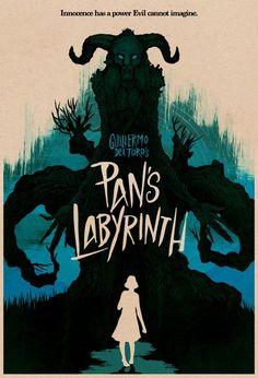 Matthew Griffin's Pan's Labyrinth print