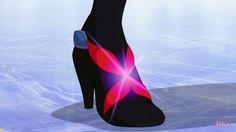 LoliRock Dark Talia Shoes