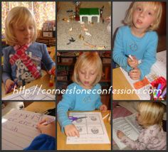 """MFW K Unit 12 and BFIAR """"Caps for Sale""""  Lesson Plans and Morning Board #homeschool"""