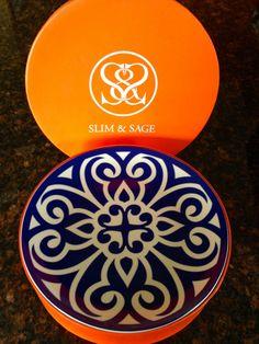 ISO - Slim & Sage Dinner Plates - Neiman Marcus PopSugar Box