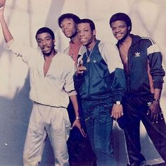 Classic NE with the four fellas. New Edition Bet, Michael Bivins, Ricky Bell, Ralph Tresvant, New Jack Swing, Back In The 90s, Black Celebrities, African American Men, Black Is Beautiful