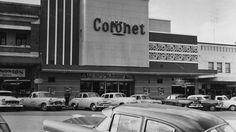 The Cornet movie theatre on Summer Street, 1955. Photo: The Collections of Central West Libraries.